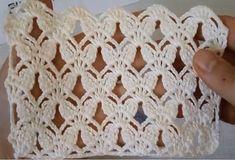 basic hand embroidery: Braid Stitch or Cable Plait Stitch - frieda Crochet Unique, Crochet Simple, Beautiful Crochet, Beau Crochet, Mode Crochet, Crochet Lace, Crochet Stitches Patterns, Crochet Afghans, Knitting Patterns