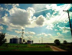 big country sky