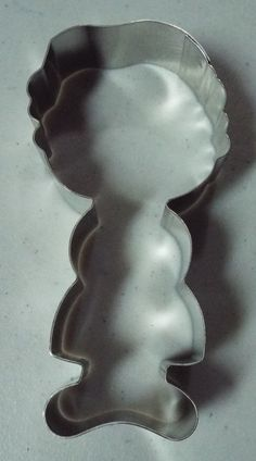 Spa Girl Cookie Cutter