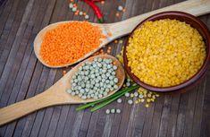 Jak správně připravovat luštěniny Lentils In Rice Cooker, Lentils And Rice, Lentil Dishes, Lentil Soup, How To Cook Lentils, High Fiber Low Carb, Canned Potatoes, Vegan Protein Sources, Low Carb Food