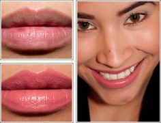 CoverGirl Lip Perfection: Heavenly - this is legitimately one of my favourite makeup secrets, this shade is the perfect naturally pink lipstick