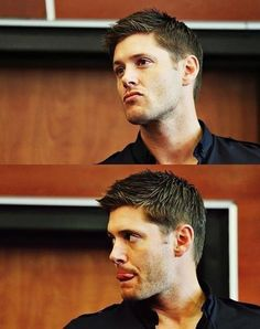 Jensen Ackles, everyone. <3 #SupernaturalCast #Supernatural
