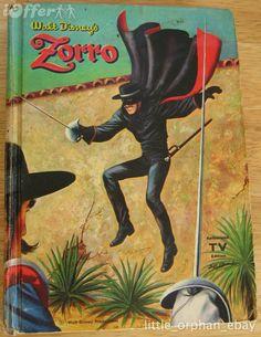 Walt Disney's Zorro - 1958