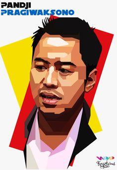 Pandji Pragiwaksono ~ Standup Comedian from Indonesia