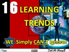 16 Learning Trends, We Simply CAN'T Ignore!