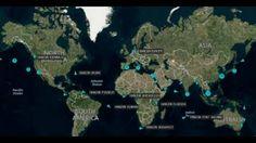 9/10    Bordering Chaos: $14 Billion In Cargo Stranded at Sea, Crews Go Crazy On...