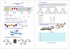 Materiale didactice de 10(zece): Fișă de evaluare inițială M.E.M. - clasa I Math For Kids, Assessment, Bullet Journal, Meme, Printables, Education, Blog, Pixar Characters, Disney Pixar