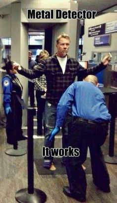 Heavy metal, James Hetfield from Metallica. This is great! Haha