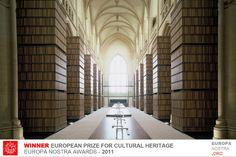 ST-GERMAIN-LA-BLANCHE-HERBE // Abbaye d'Ardenne - Opus 5 Architectes
