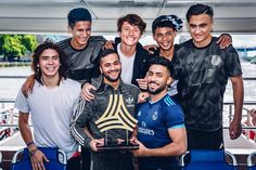 Dream team first ever adidas tango league global winners  Thank you for the oppourtunity @adidasuk and @adidasfootball