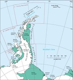 dimensions of larsen b ice shelf | Exploration of the Antarctic in the Second Half of the Nineteenth ...