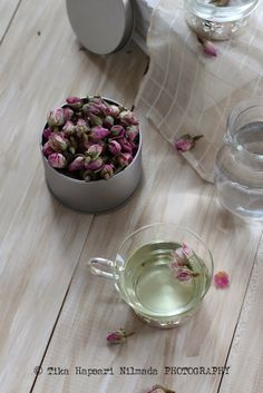 Rose Bud Water