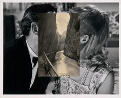 Bizarre Collage - by Robert Heinecken