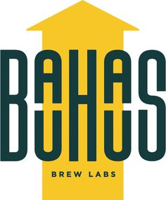 Bauhaus Brew Labs logo designed by Helms Workshop