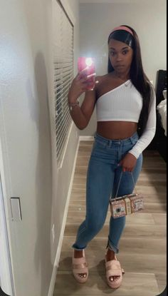 Boujee Outfits, Cute Lazy Outfits, Swag Outfits For Girls, Cute Swag Outfits, Teenage Girl Outfits, Dope Outfits, Classy Outfits, Trendy Outfits, Fall Outfits