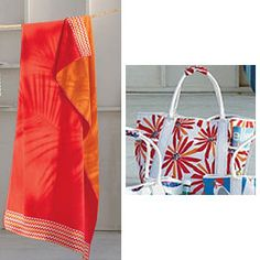 The Company Store Tote and Beach Towel Giveaway - Woman's Day  $113