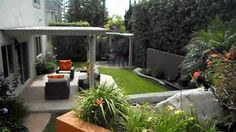Ideas Para Un Jardin, via YouTube.