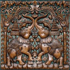 Thailand Wood Carving Google Search