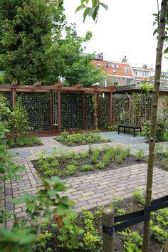 Barten Buiteninrichting – Stadstuin – Haarlem
