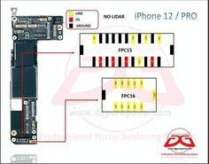 Iphone Repair, Diagram