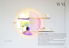 Lucent Mirror , Studio WM , Dutch Design