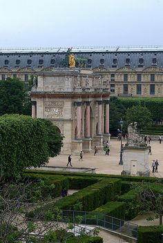 Louvre Paris - I strive to give my Grandbabies the love of travel and appreciation of beautiful art.
