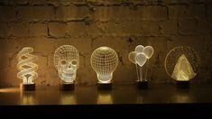 Luz transforma objeto 2D em 3D | Blog da FAL | Design, Inspiração & Varejo