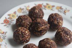 Snacktip: rozijnenballetjes (suikervrij, zuivelvrij, glutenvrij, vegan)
