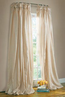 Curved Curtain Rod Living Room Decor Curtains Master Bedroom