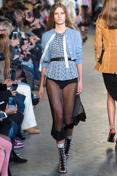 Altuzarra Spring 2018 Ready-to-Wear Fashion Show Collection
