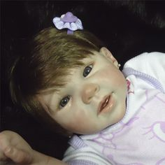 Bebê Reborn Milena.
