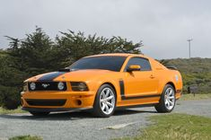 2007 Ford Mustang Saleen Parnelli Jones Edition 2007 Ford Mustang Saleen S302 Parnelli Jones Edition - $19,995.00 - $19995.00