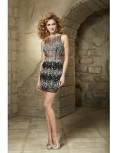 Sexy Luxuriöse Abendkleider mit Paillette Sticks & Stones - Style 9362