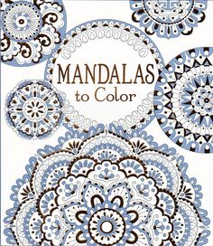Mandalas to Color IR - CONSIGNMENT