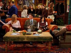 :: What The Cast of 'Friends' Looks Like Now Vs. The '90s | [Bustle]