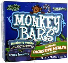FREE Monkey Bars granola bars at Target!!!