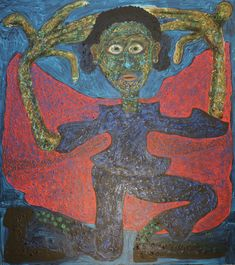 Magician/Maarit Korhonen, 73cm x 65cm, acrylic, oil sticks, canvas Dark Paintings, Original Paintings, Online Painting, Artwork Online, Dancer In The Dark, Autumn Painting, Original Art For Sale, Artists Like, Figurative Art