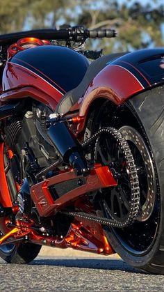 Custom Street Bikes, Custom Sport Bikes, Harley Davidson V Rod, Harley Davidson Motorcycles, Custom Choppers, Custom Motorcycles, Indian Scout Bike, Hd V Rod, V Rod Custom
