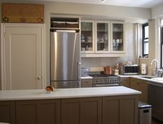 Love much about this, especially the smaller fridge and well-conceived floorplan