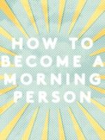 Not A Morning Person? Here's How To Look Like One #refinery29