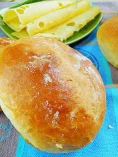 Bułeczki śniadaniowe z majonezem (pyszne do do hamburgerów) | sio-smutki! Monika…