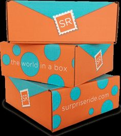 Enter for a chance to #win a #SurpriseRide Box! #Giveaway ends 10/12 http://temporarywaffle.blogspot.com/2014/09/surprise-ride-giveaway.html