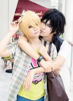 Love Stage!! by senyama on deviantART #yaoi #cosplay