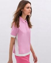 Fashion hot-sale racing single jersey women's polo shirt  Best Buy follow this link http://shopingayo.space