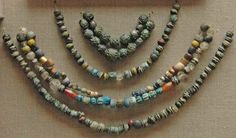 Beads. East Slavic (early Rus). - State Historical Museum, Moscow