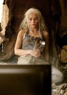 "How the Khaleesi learned her craft. | 33 Jokes Only ""Game Of Thrones"" Fans Will Understand"