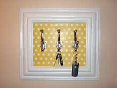Good idea for your keys and cute :)