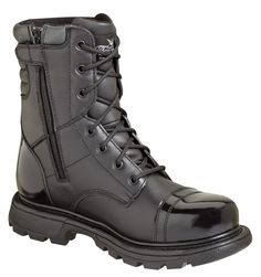 Shop a great selection of Thorogood Men?s Side Zip Jump Boot Gen-flex. Find new offer and Similar products for Thorogood Men?s Side Zip Jump Boot Gen-flex. Tan Leather Boots, Black Boots, Black Leather, Men's Shoes, Shoe Boots, Duty Boots, Side Zip Boots, Mens Boots Fashion, Fashion Outfits