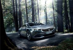 Concept Peugeot Exalt:  Uma nova edição para o «Salão de Paris»