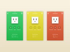 Home Energy Saving App
